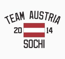 Team Austria - Sochi 2014 by monkeybrain