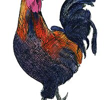 Big Rooster by COusley622