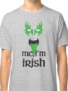 KISS me, I'm Irish Classic T-Shirt