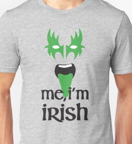 KISS me, I'm Irish Unisex T-Shirt