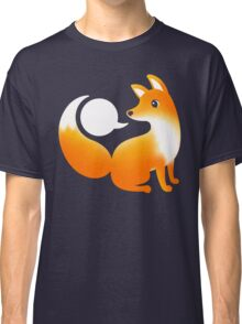 WHAT DOES A FOX SAY? Classic T-Shirt