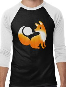 WHAT DOES A FOX SAY? Men's Baseball ¾ T-Shirt