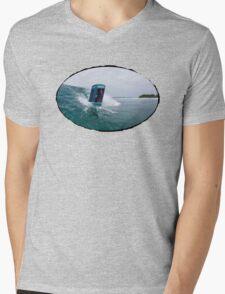 Surfa Mens V-Neck T-Shirt