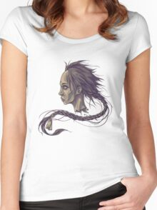 Stoneface Women's Fitted Scoop T-Shirt