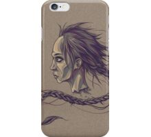 Stoneface iPhone Case/Skin