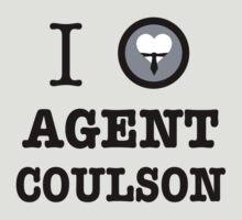 I Heart Agent Coulson T-Shirt