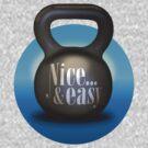 Nice & Easy Kettle Bell by sparklellama