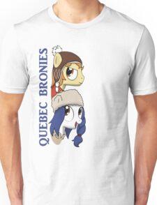 Quebec Bronies Unisex T-Shirt