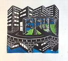 Urban Split  by ChrisStevens