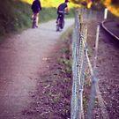 Idle biking by Nikki Smith