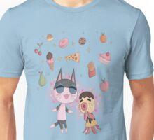 Punchy and Zucker Unisex T-Shirt