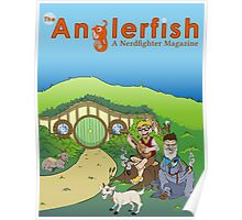 The Anglerfish issue 1 cover - Lord of the Greens Poster