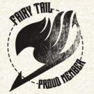 Fairy Tail - Proud Member by KisaSunrise
