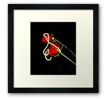 Love~~~~ Framed Print