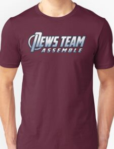 News Team Assemble T-Shirt