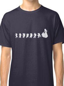 Snow White Silhouette  Classic T-Shirt