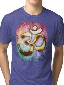 Om Meditation Tri-blend T-Shirt