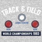 Track & Field World Championships by odysseyroc