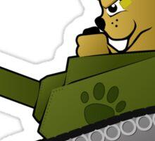 CAT TANK!!! Sticker