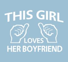 This girl loves her boyfriend by artack