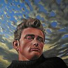 James Dean by FrankWermuth