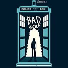 Doctor Who Story Arcs (1/7) by Risa Rodil