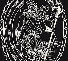 Poseidon by MrsTreefrog