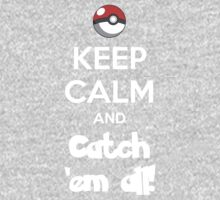 Catch 'em All! Kids Tee