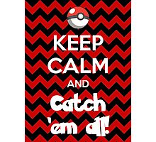 Catch 'em All! Photographic Print