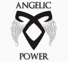 Angelic Power - Mortal Instruments by LovelyOwls