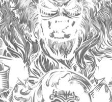 Lannister Lion Sticker