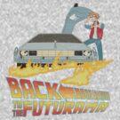 Back To The Futurama by smashbolt
