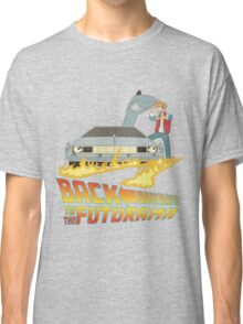 Back To The Futurama Classic T-Shirt