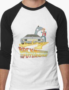 Back To The Futurama Men's Baseball ¾ T-Shirt
