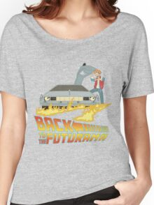 Back To The Futurama Women's Relaxed Fit T-Shirt