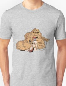 Princess Harley and Clayface The Hut T-Shirt
