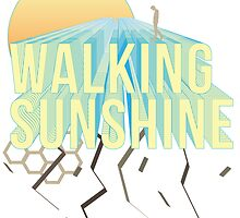 Walking Sunshine by Sean Verhaagen
