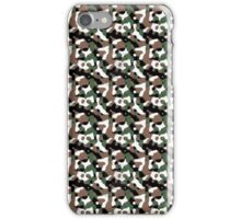 Military Cover iPhone Case/Skin