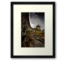 Eilean Donan Castle - The Wall Framed Print
