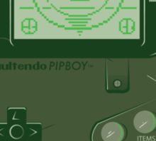 pipBOY Sticker