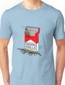 Smoking Krills Unisex T-Shirt