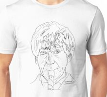 Patrick Troughton - 2nd Doctor Unisex T-Shirt