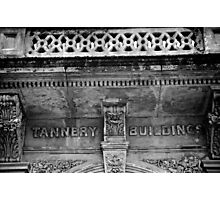 Tannery Building Photographic Print