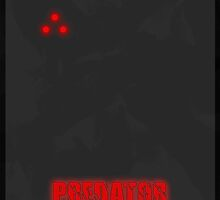 Predator Minima Poster by Stevie B