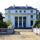 Hof ter Linden in Summer by Gilberte