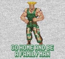 Go Home and Be a Family Man by inesbot