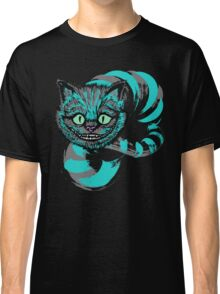 Grinning like a Cheshire Cat Classic T-Shirt