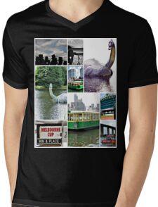 Melbourne cup Mens V-Neck T-Shirt