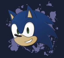 Sonic the Hedgehog by Reaper-Mc