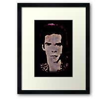 Nick Cave Framed Print